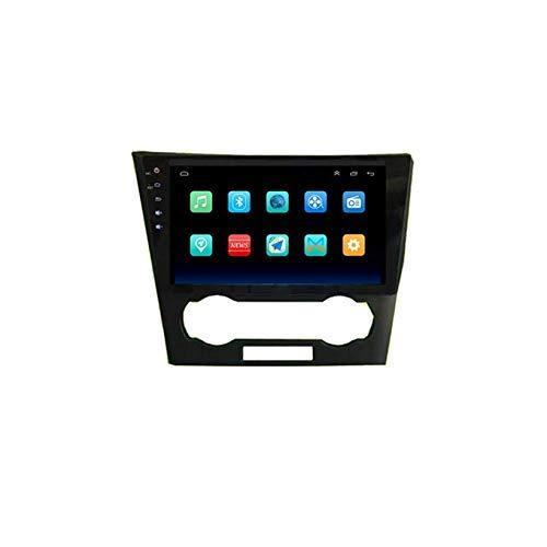 Hesolo Lettore Stereo per Auto Android 8.1 da 9 Pollici in Dash GPS Radio Stereo IPS Touch Screen, WiFi, Bluetooth, Immagine di retromarcia Compatibile per Chevrolet Epica 2007-2012
