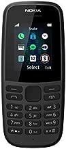 Nokia 105 2019 (Single SIM, Black)