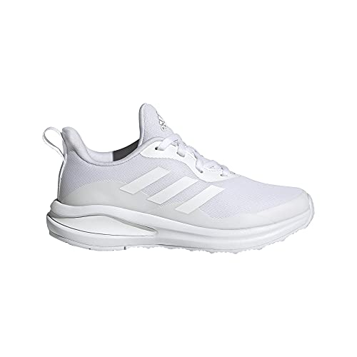 adidas Fortarun K, Scarpe da Running Unisex-Adulto, Ftwbla Ftwbla Negbás, 39 1/3 EU
