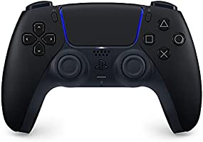 PlayStation DualSense Wireless Controller – Midnight Black - Midnight Black Edition