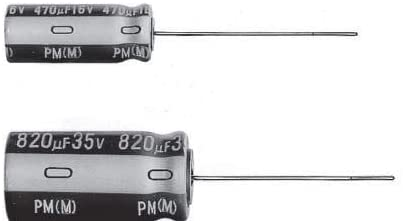 Ranking TOP19 New arrival Aluminum Electrolytic Capacitors - Radial 35volts 6. 56uF Leaded