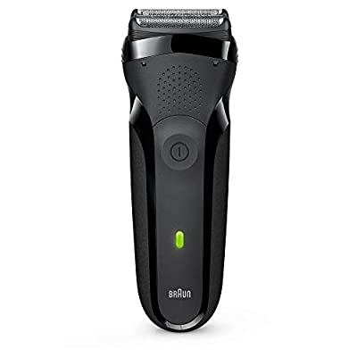 Braun Series 3 300s Electric Shaver for Men/Rechargeable Electric Razor, Black by Procter & Gamble