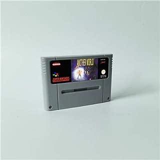 Game card Another World - RPG Game EUR Version Battery Save ,Game Cartridge 16 Bit SNES , cartridge snes , cartridge super