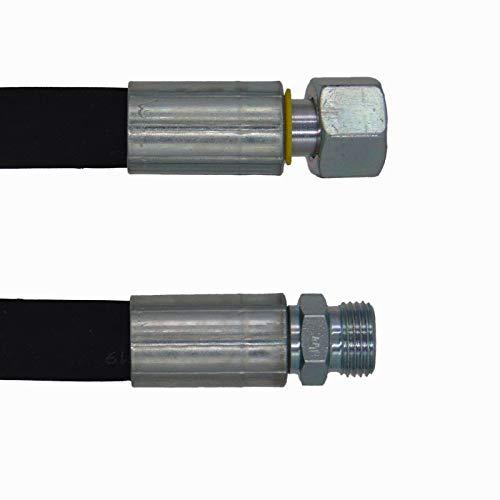 Hydraulikschlauch 2SC DN10-12L - 600 mm DKOL - CEL