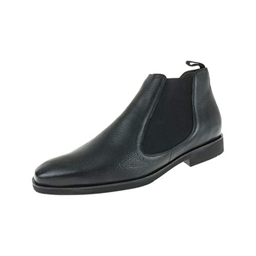 SWIMS Ströber herenschoenen Chelsea Boot zwart 628008H96