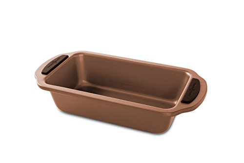 Nordic Ware 48643 Freshly Baked Loaf Pan 9 Cup Copper