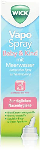 Wick VapoSpray für Kinder Spray, 100 ml