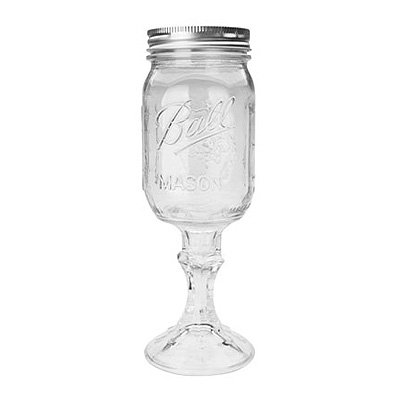 carson レッドネック ワイン グラス [ クリア ] Rednek Wine Glass clear