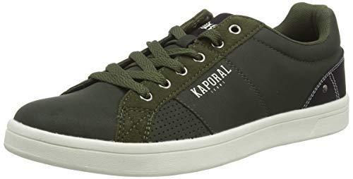 Kaporal Marvel, Baskets Hommes, Vert (Olive 640), 44 EU