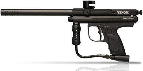 Mercury Rise Venom Semi Auto .68 Caliber Paintball Gun Marker (Black)