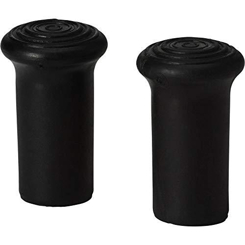 Komperdell Pointe Protège 12 mm étage Accessoires, protège, Noir, 190, Pointe Taille Unique 12 mm