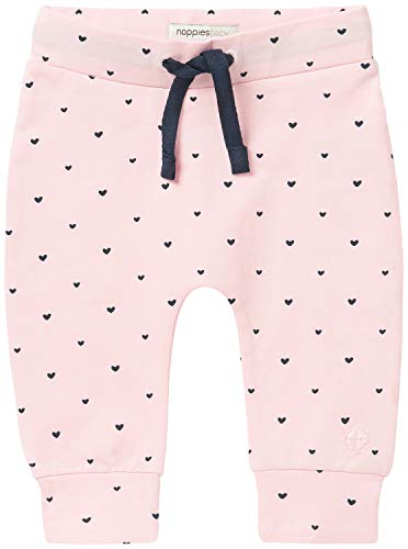 Noppies Baby-Mädchen G Polyamident Jrsy Comfort Neenah Hose, Rosa (Light Rose C092), 50