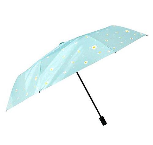 Blancho Protection solaire design Soleil et parapluie parapluie Parapluie pliant, oeufs