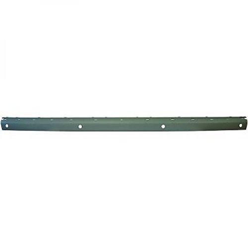 baguette centrale, pare-chocs arrière W220, 03-05 avec trous pour PARKTRONIC