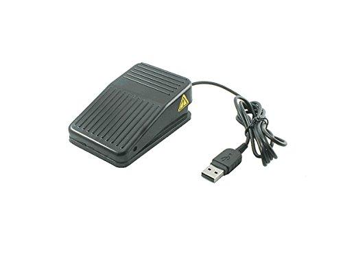 System-S - Interruptor de pie para Teclado (USB)
