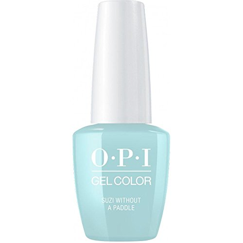 OPI GelColor Vernis à ongles gel professionnel 'Suzi without a Paddle' [15ml]