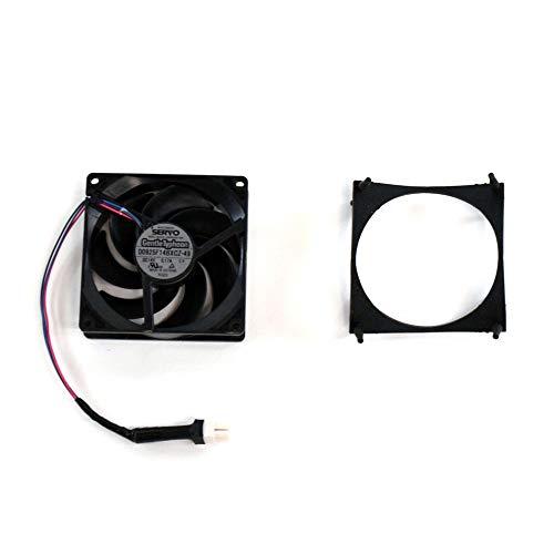 Price comparison product image Whirlpool W10633627 Refrigerator Evaporator Fan Motor Genuine Original Equipment Manufacturer (OEM) Part