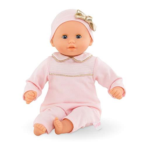 Corolle 9000100270 Mon Premier Poupon Calin Manon/Französische Puppe mit Charme und Vanilleduft