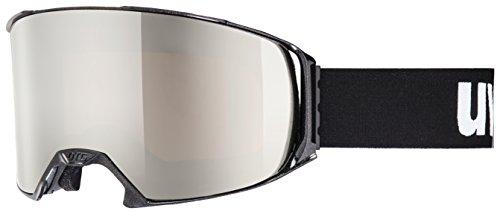 Uvex Skibrille craxx otg, Black, One Size