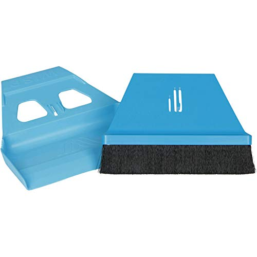 Mini Small Broom and Dustpan Set The Best Mini Hand Broom - Blue-Floor Care Products-Broom mop Dustpan-Casabella Dustpan-Casabella Dustpan and Brush-Restaurant Broom and Dustpan-Floor Care Products
