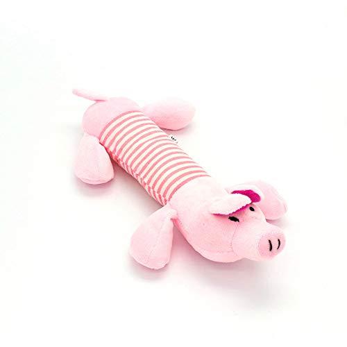 24cm Netter Hund Spielzeug Kauartikel Quietsche Tiere Tierspielzeug Plüsch-Welpen Honking Eichhörnchen Für Hunde Katzen kauen quietschen Spielzeug-Hund Waren zu zooplus Hunde Katzen