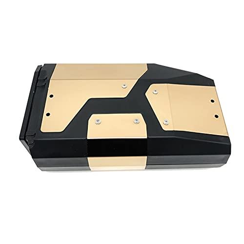 DANFENG Caja de Herramientas Ajuste para BMW R1200GS LC Adventure R 1200 GS 2014-2018 R1250GS F750GS F850GS R1250GSA 2019 Caja de Aluminio Decorativo Decorativo Bellamente Decorado y más Atractivo