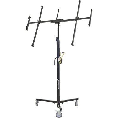 Strongway Drywall Hoist -150-Lb. Capacity, 15ft. Lift