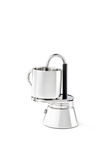 GSI Outdoors 65102 Cafetière unisexe pour adulte Argenté Taille unique