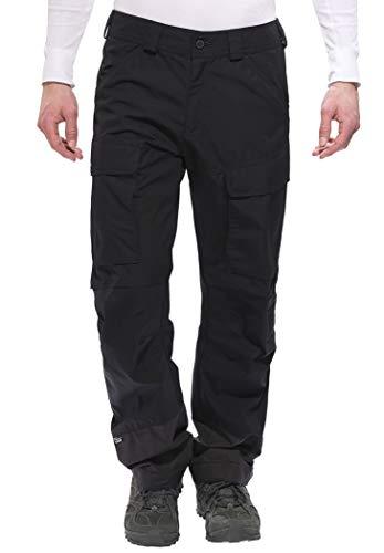 Lundhags Authentic Pro Pantalon Homme, Black Modèle 46 2018