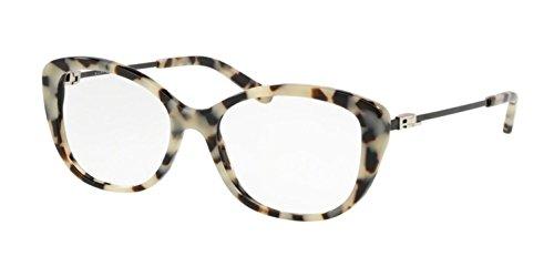 Ralph Lauren 0RL6174 Monturas de gafas, Black Cream Tortoise, 52 para Mujer