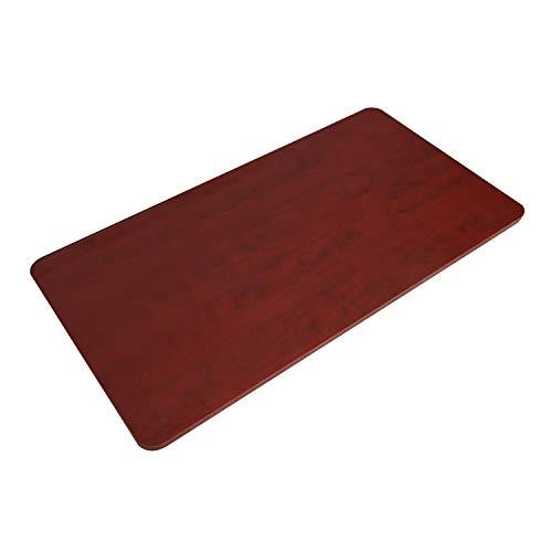 MAIDeSITe Stabile Tischplatte 2,5 cm stark, DIY Schreibtischplatte Bürotischplatte