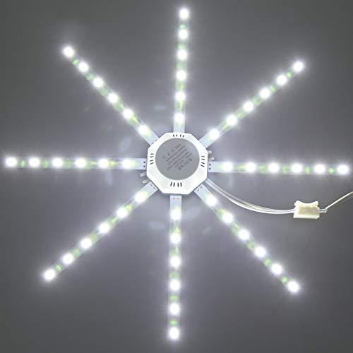Plafondverlichting Verkoop goed 24W SMD 5730 Octopus LED Lamp van het Plafond Light Board Energy Saving Expectancy LED Light, AC 220V (Koud Wit) LED-paneel LED verlichting armatuur