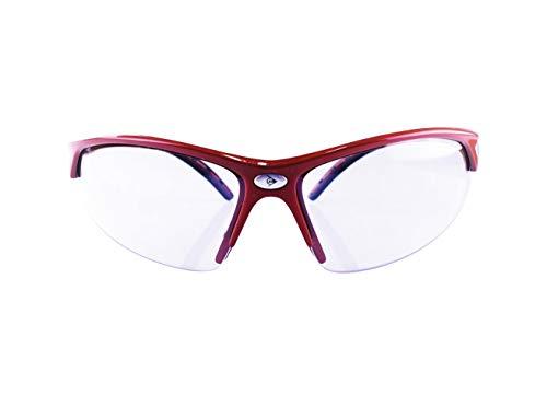 DUNLOP Sac I-Armor Protective Eyewear - Gafas de protección para Squash, Color- Red