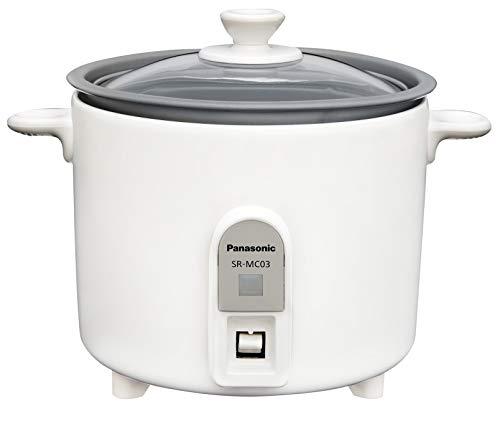 【パナソニック】炊飯器 1.5合 小型 ミニクッカー