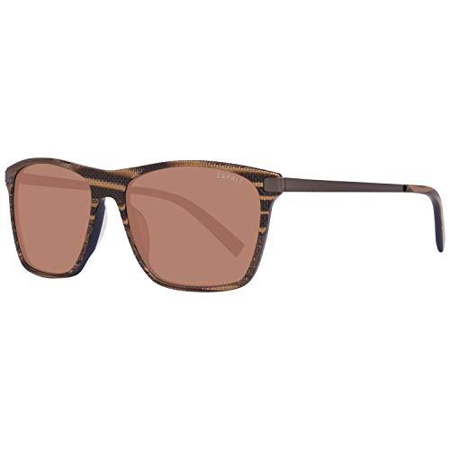 Esprit Sonnenbrille Et17888 535 56 Gafas de sol, Marrón (Braun), 54 para Hombre