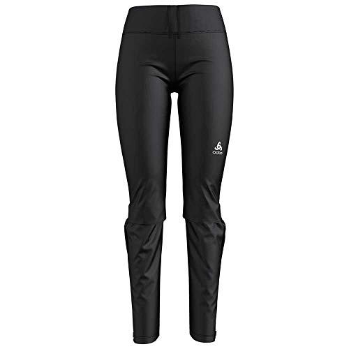 Odlo Damen Hose Pants Aeolus, Black, L, 622341