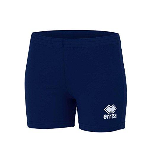 Errea Volleyball Pantalones Cortos Deportivos, Mujer, Turquesa, M