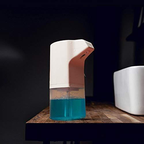 Kaper Go Blanco 250 ml automático de jabón inducción dispensador de Espuma desinfectante de la Mano de Pared automática Inducción Los niños Foam Wash teléfono Celular 190 * 80 * 80 (mm)