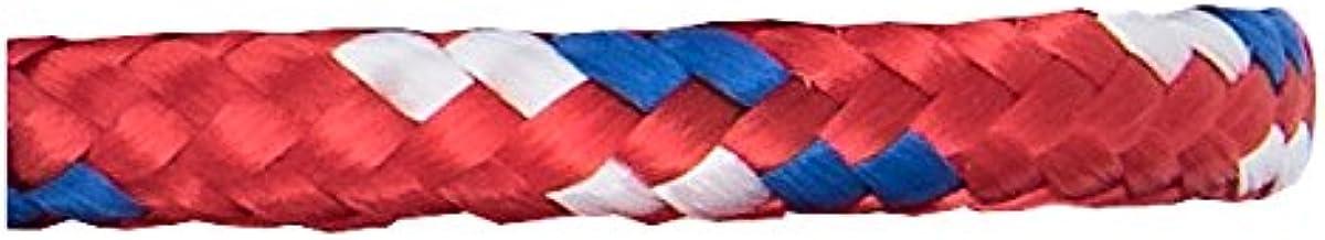 Connex DY2702887 Polysterkabel 5,5 mm x 20 m, rood, drijfbaar, UV-bestendig