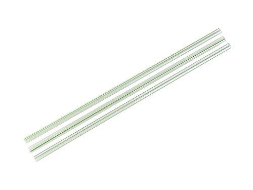 Vegware Ss05-gs à rayures Paille, PLA, Vert, 5 mm (lot de 400)