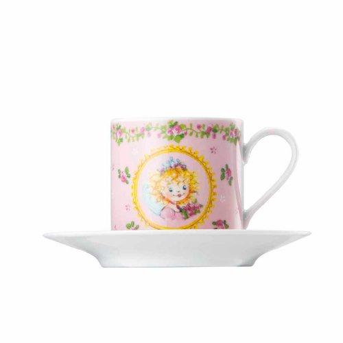 Thomas 11428-404762-28259 Set caffè 2 Tazze Prinzessin Lillifee