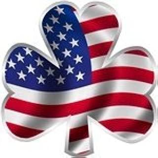 American Shamrock Decal 3