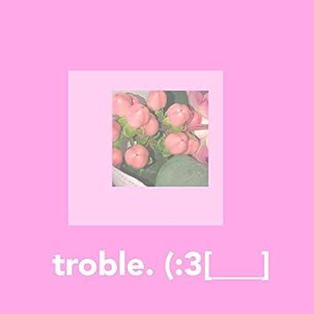 troble. -sleep mode-