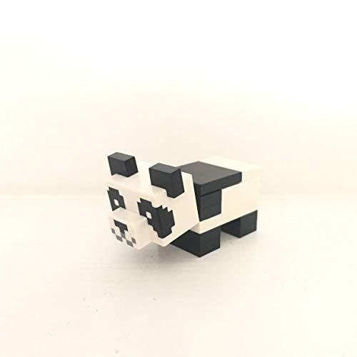 maisterkaio-de Lego Figur Panda Baby -- Minecraft -- (aus Set 21158, kompatibel mit Anderen Lego)