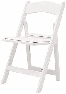 Atlas Resin Chair, White, Arrives Fully Assembled