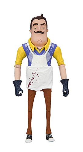 The Neighbor (Butcher) Action Figure