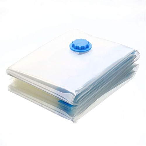 DBEDSFRD Tasche Für Kleidung Transparent Faltbare Extra Große Größe Organizer Sparen Platz Dichtung Aufbewahrungstasche 80X120CM