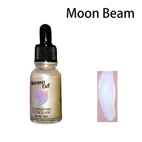 Makeup Flüssigkeit Highlighter Augen Gesicht Glitzer Brighten Konzentrierte Beleuchter Bronze Drops