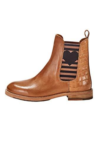 CRICK IT DLM Damen Chelsea Boot Amy Dekorative Naht