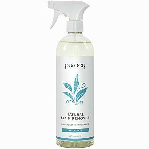 Puracy Natural Stain Remover Enzyme-Based Spot Cleaner